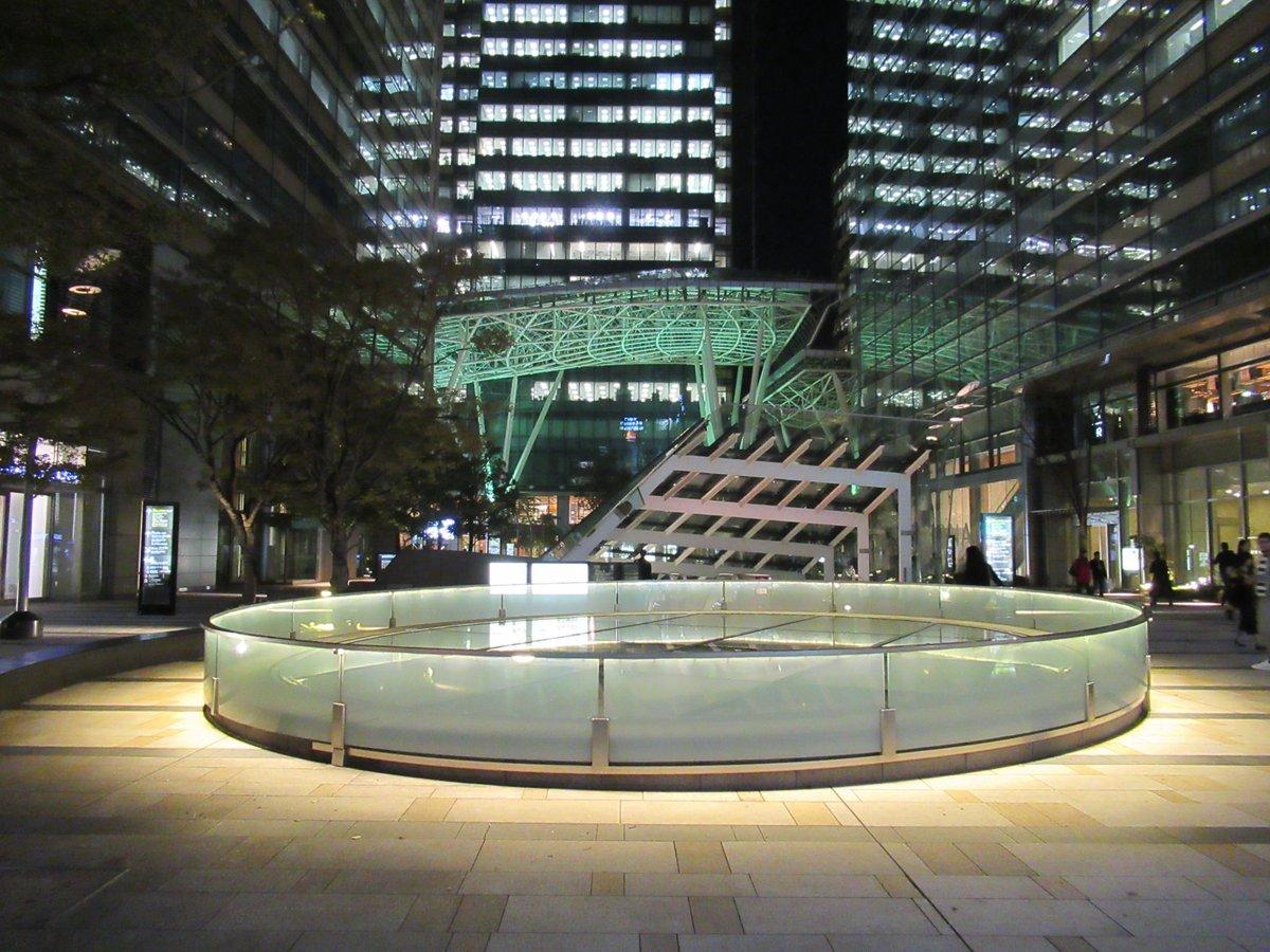 東京ミッドタウン入口